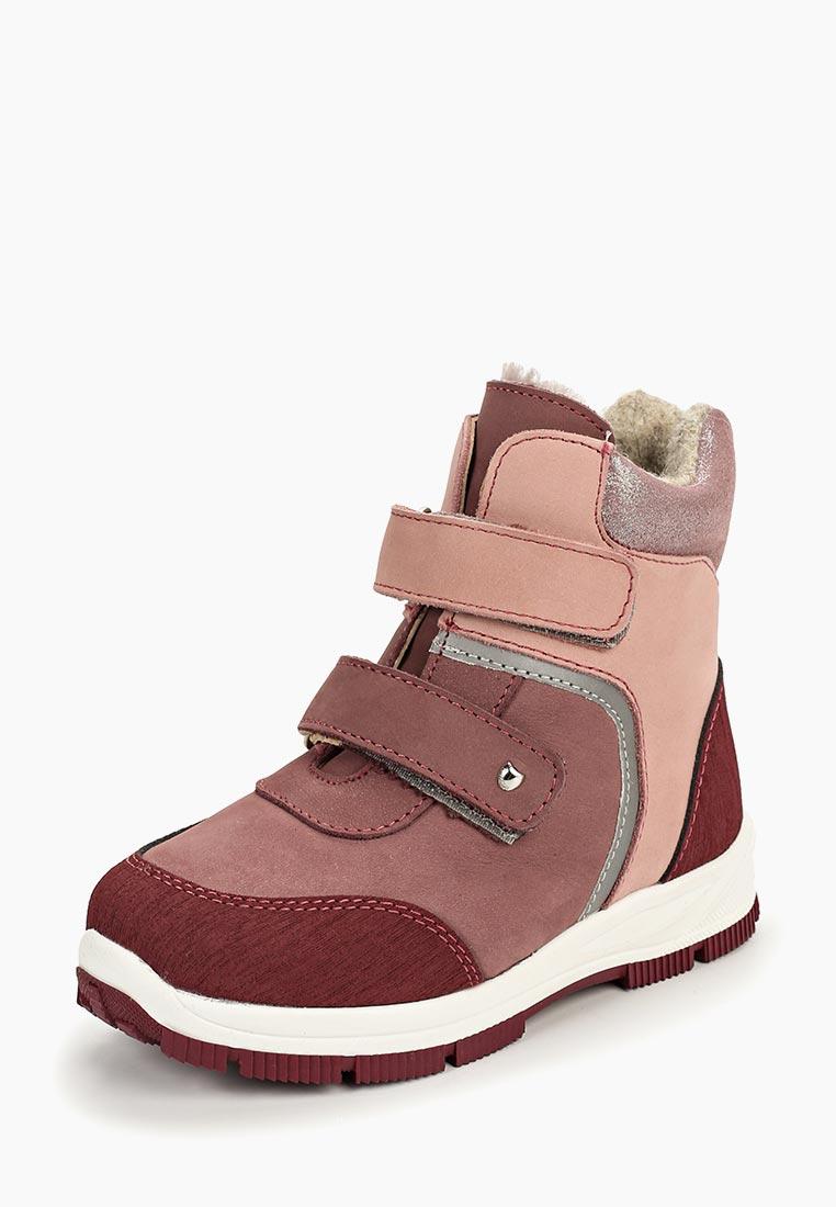 Ботинки для девочек Котофей 352204-52