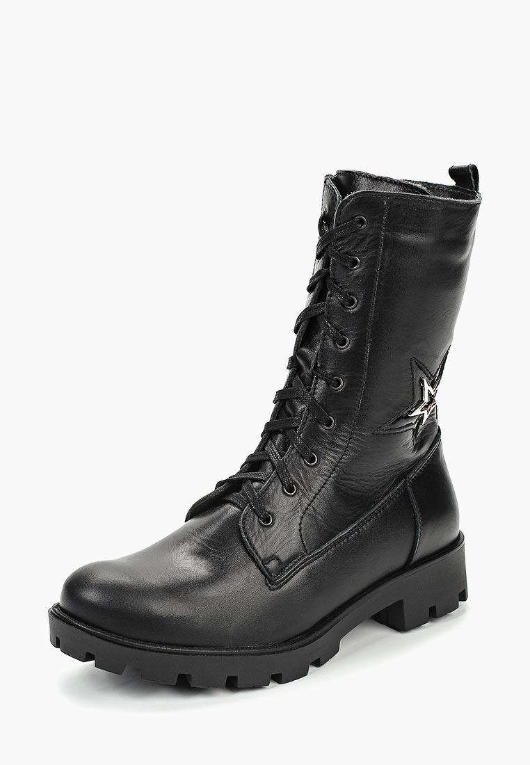 Ботинки для девочек Котофей 752118-51
