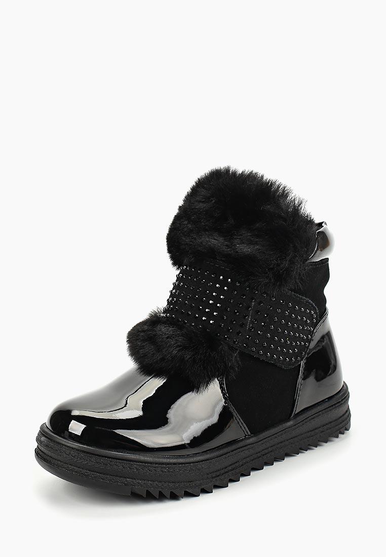 Ботинки для девочек Котофей 354034-41