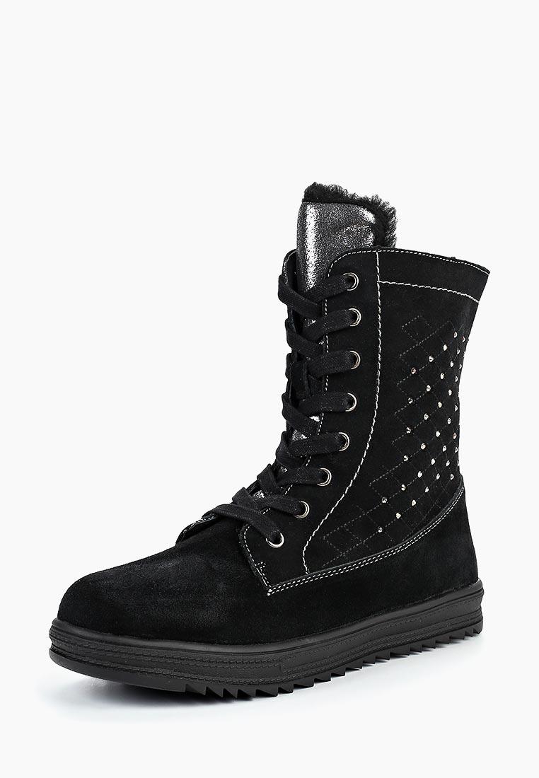 Ботинки для девочек Котофей 652120-41