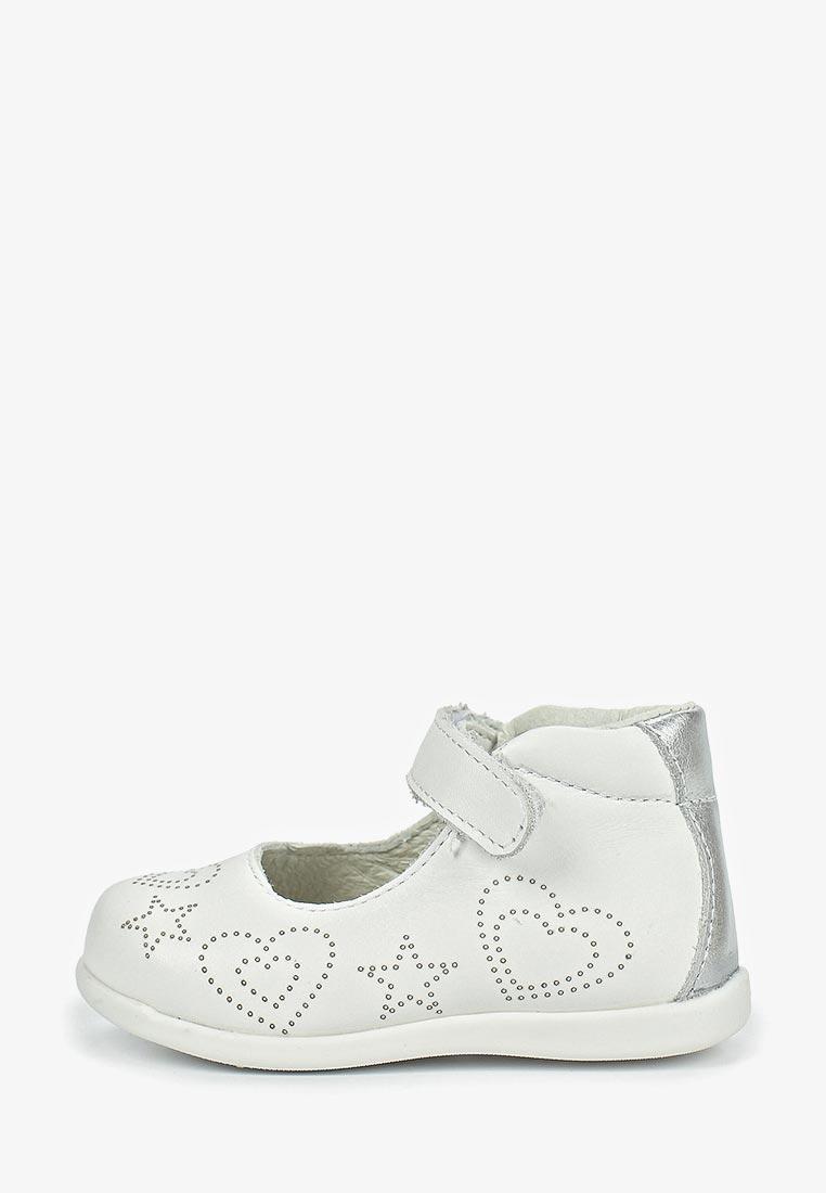 Туфли для девочек Котофей 132103-21