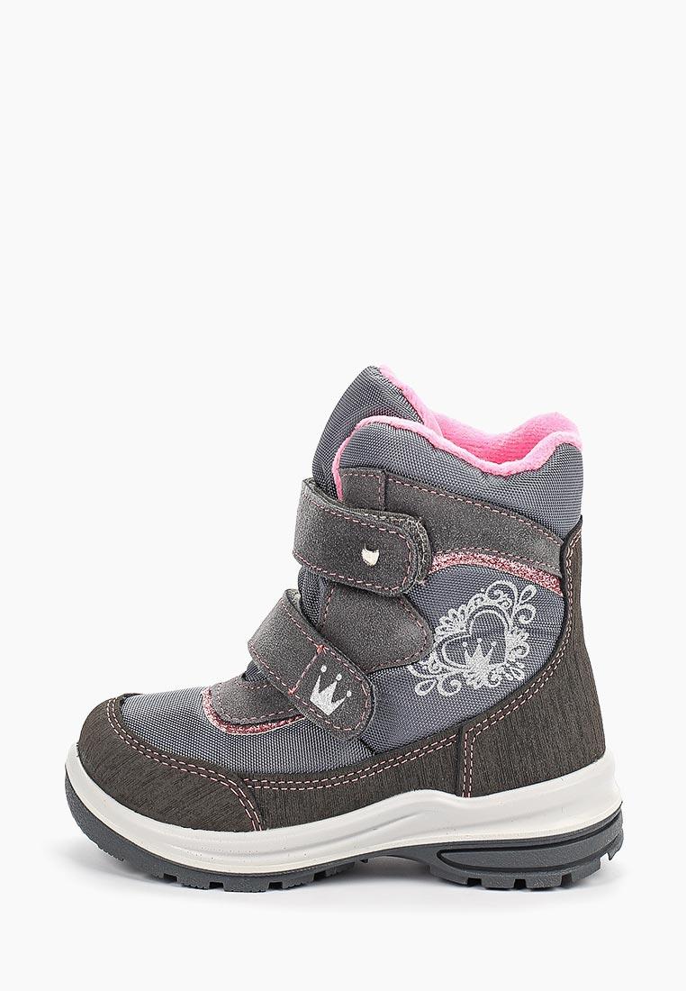 Ботинки для девочек Котофей 254962-42