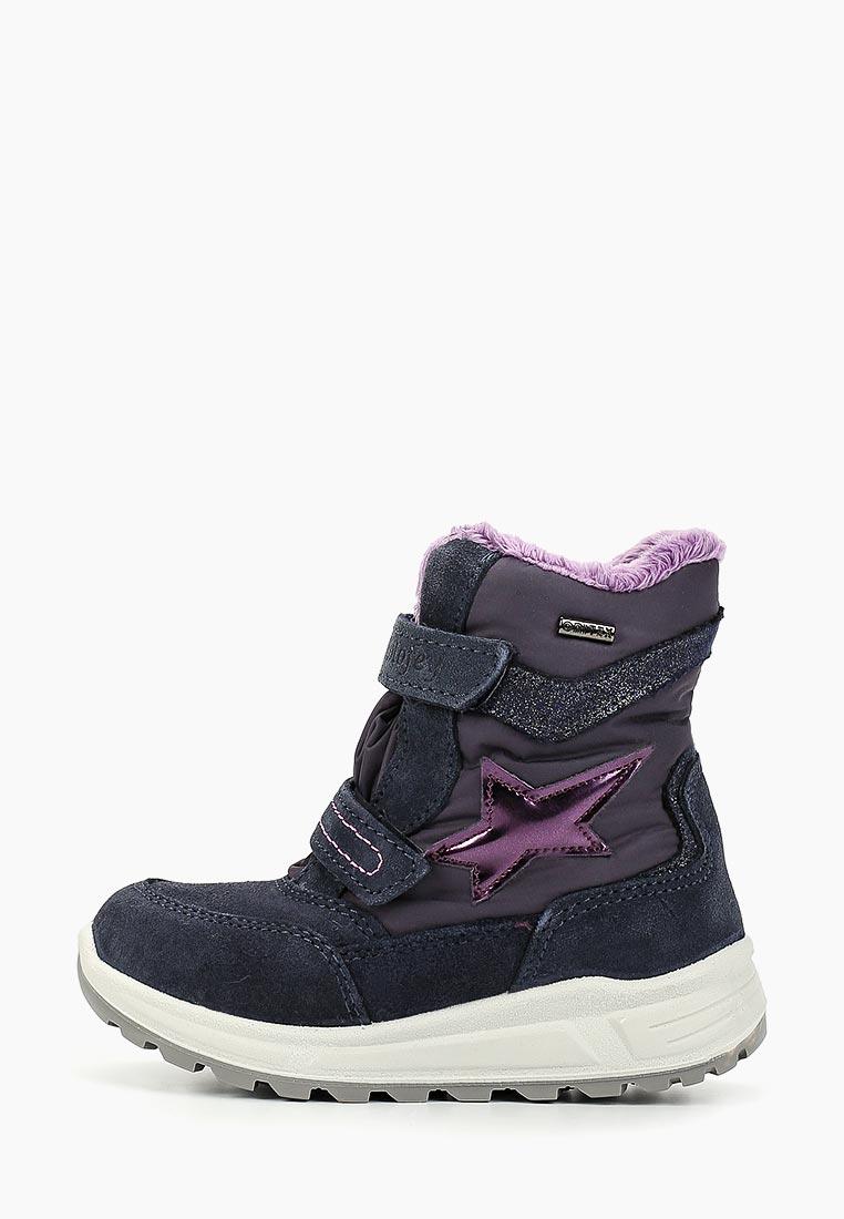Ботинки для девочек Котофей 454987-41