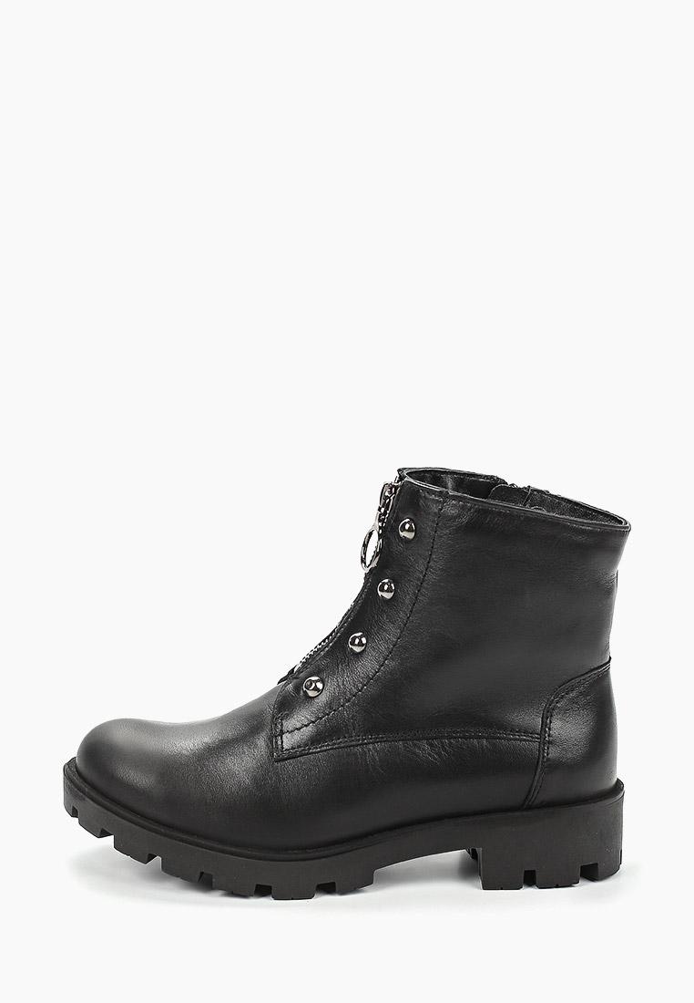 Ботинки для девочек Котофей 762055-41
