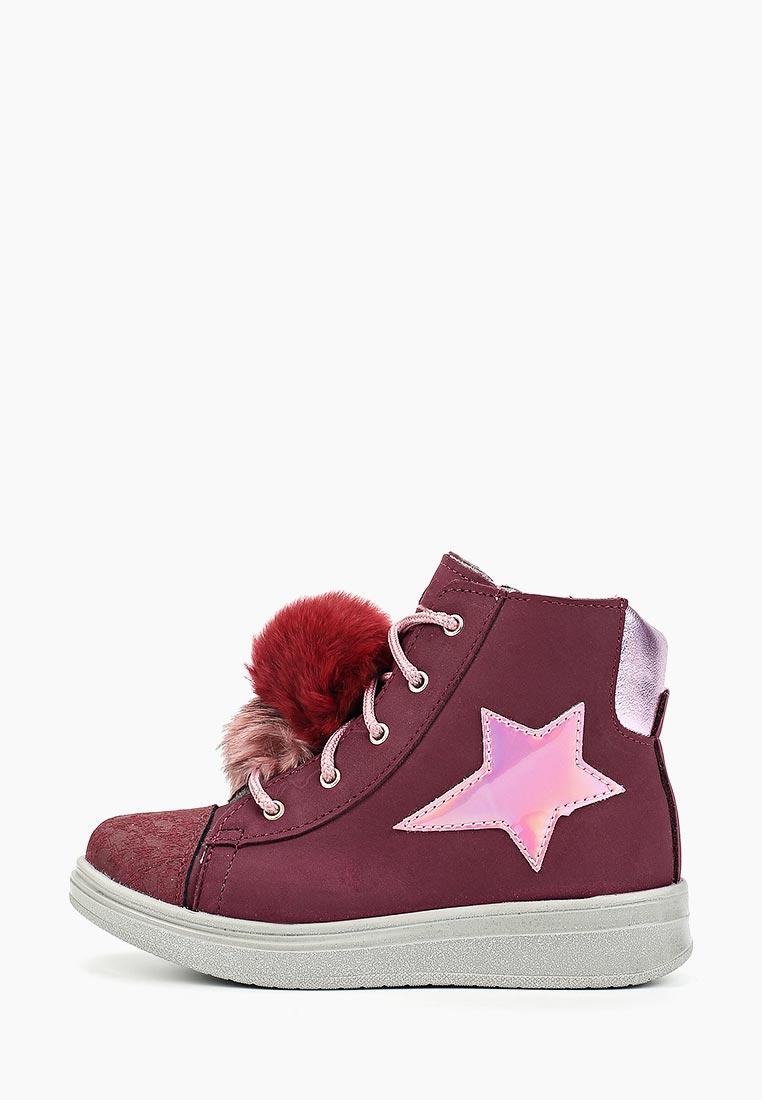 Ботинки для девочек Котофей 352243-31