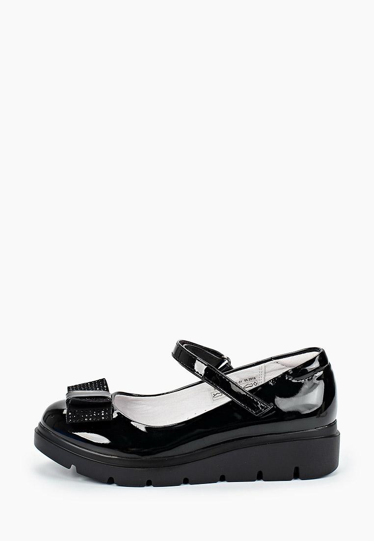 Туфли для девочек Котофей 533023-21