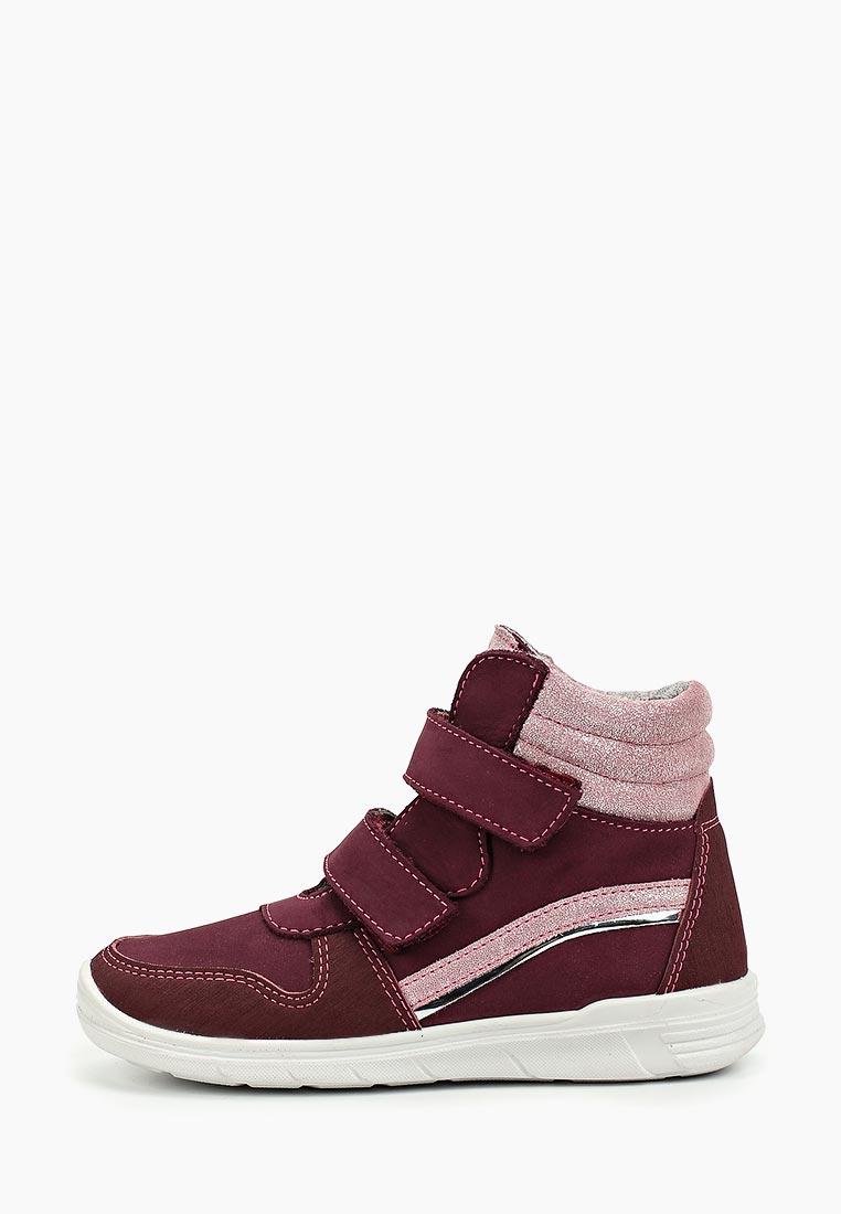 Ботинки для девочек Котофей 552120-35