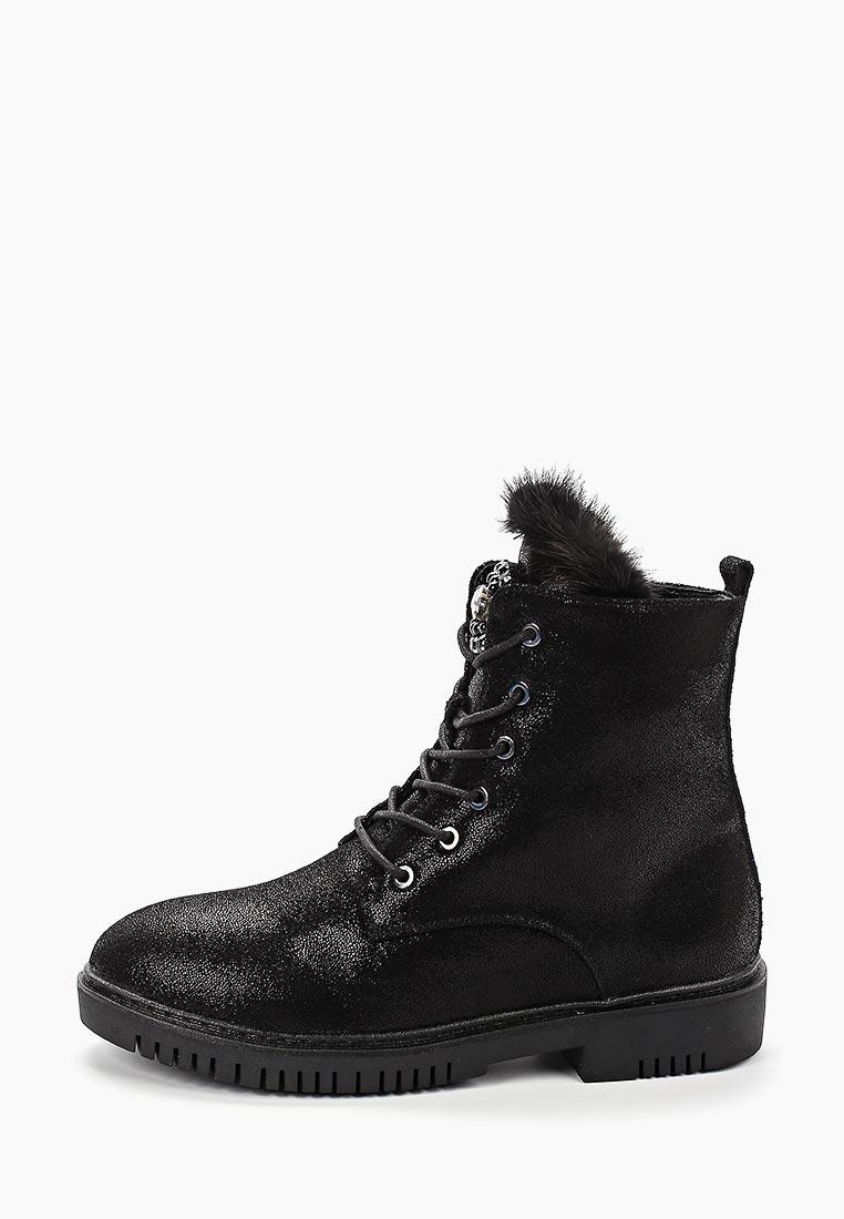 Ботинки для девочек Котофей 652147-31