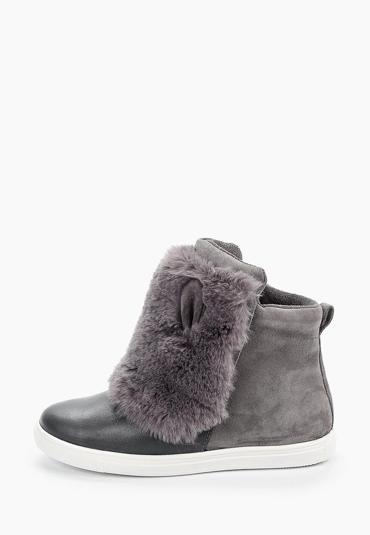 Ботинки для девочек Котофей 662142-34