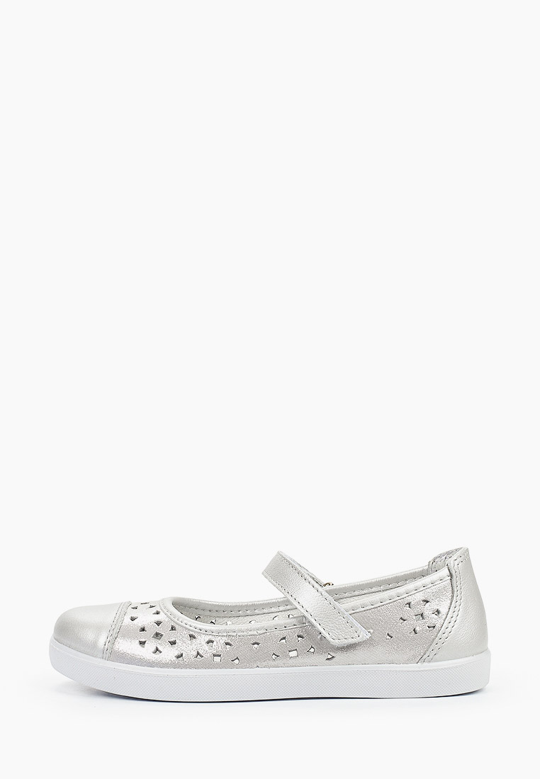 Туфли для девочек Котофей 532192-23