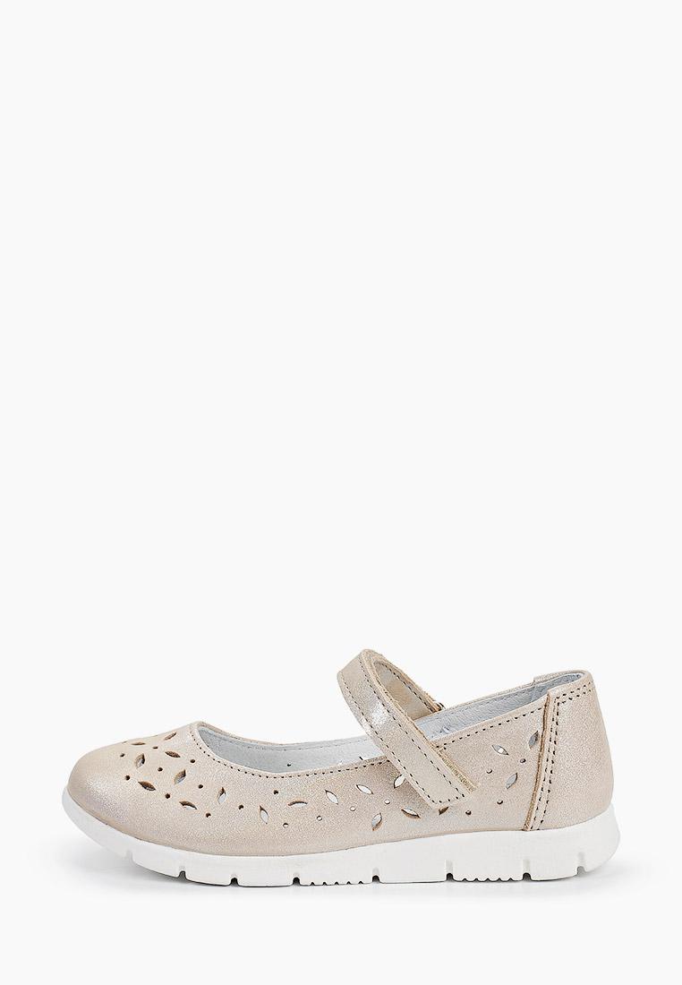 Туфли для девочек Котофей 532222-23