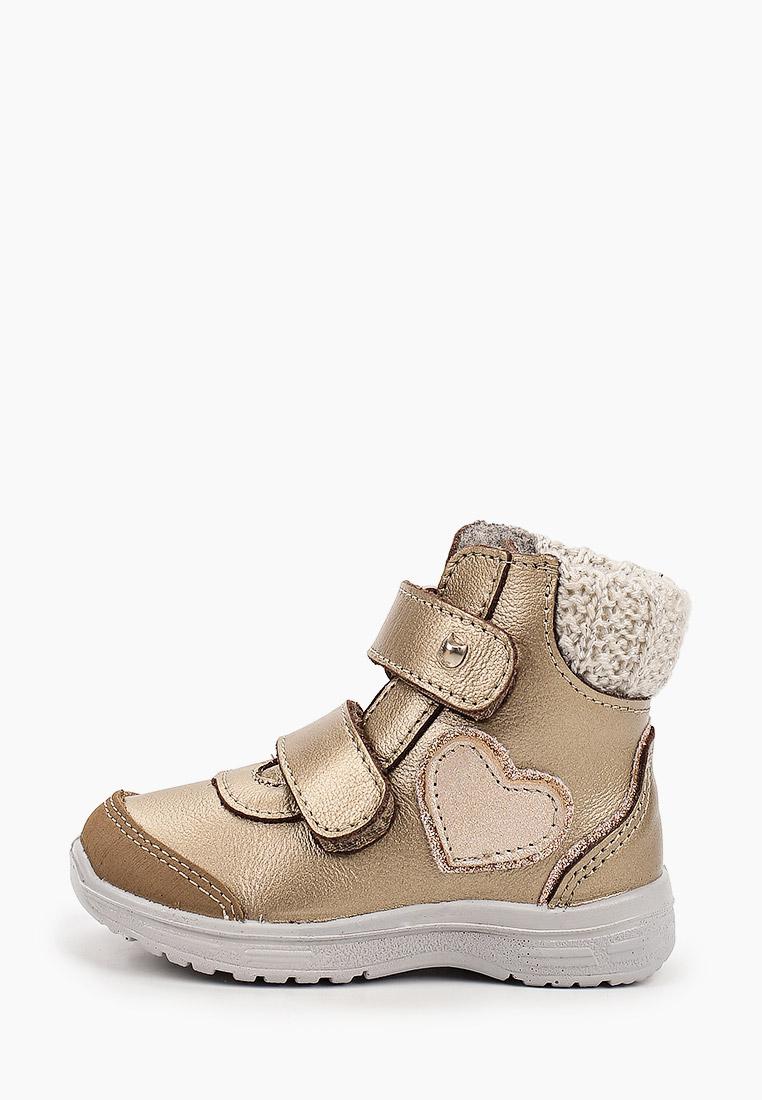 Ботинки для девочек Котофей 152283-31