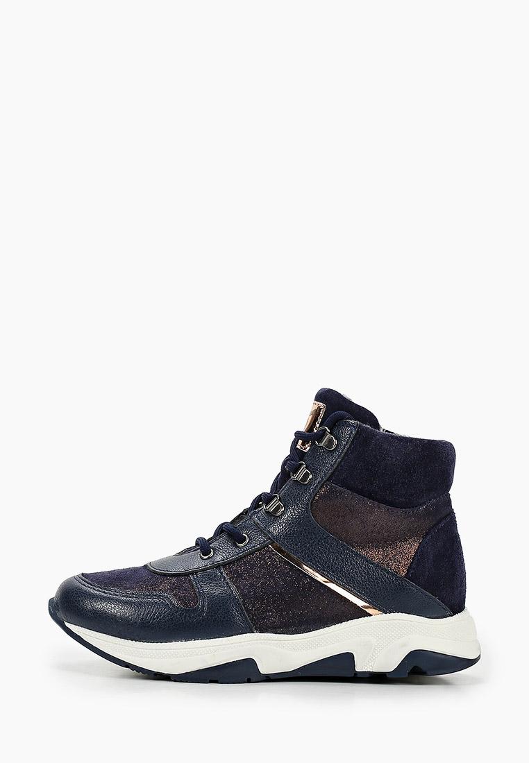 Ботинки для девочек Котофей 552200-32