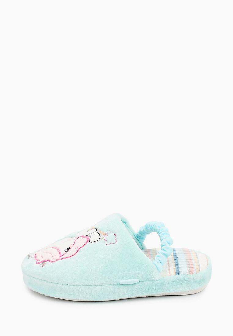 Домашняя обувь для девочек Котофей Тапочки Котофей