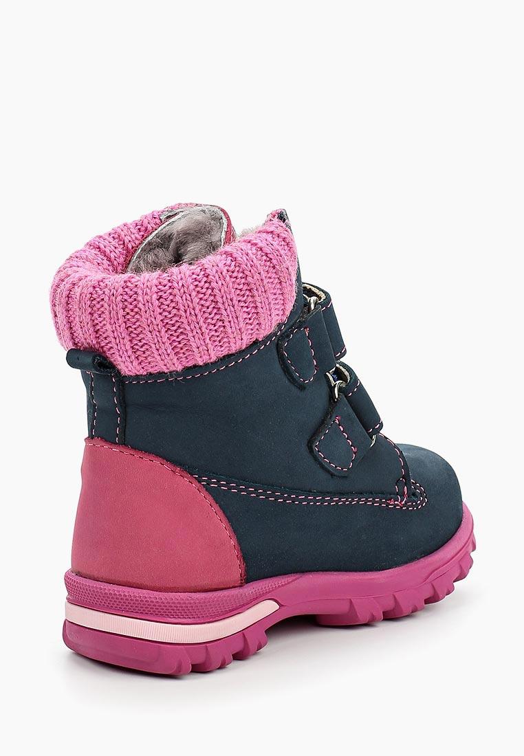 Ботинки для девочек Котофей 152185-53: изображение 2