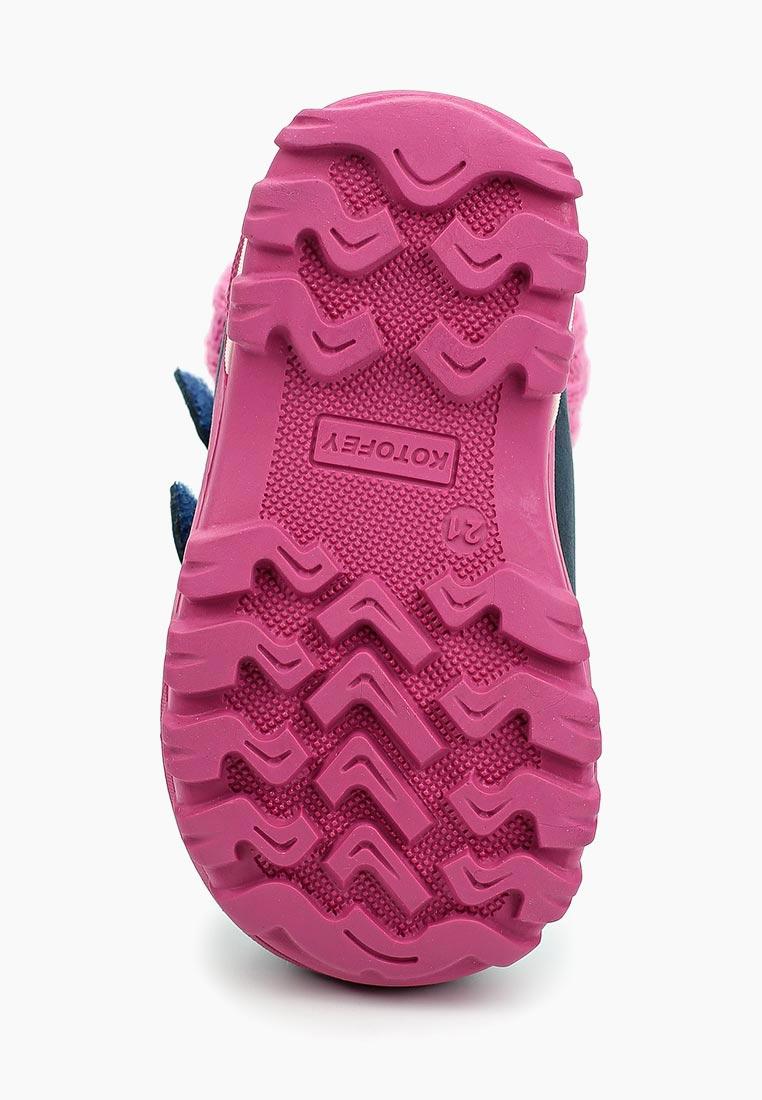 Ботинки для девочек Котофей 152185-53: изображение 3