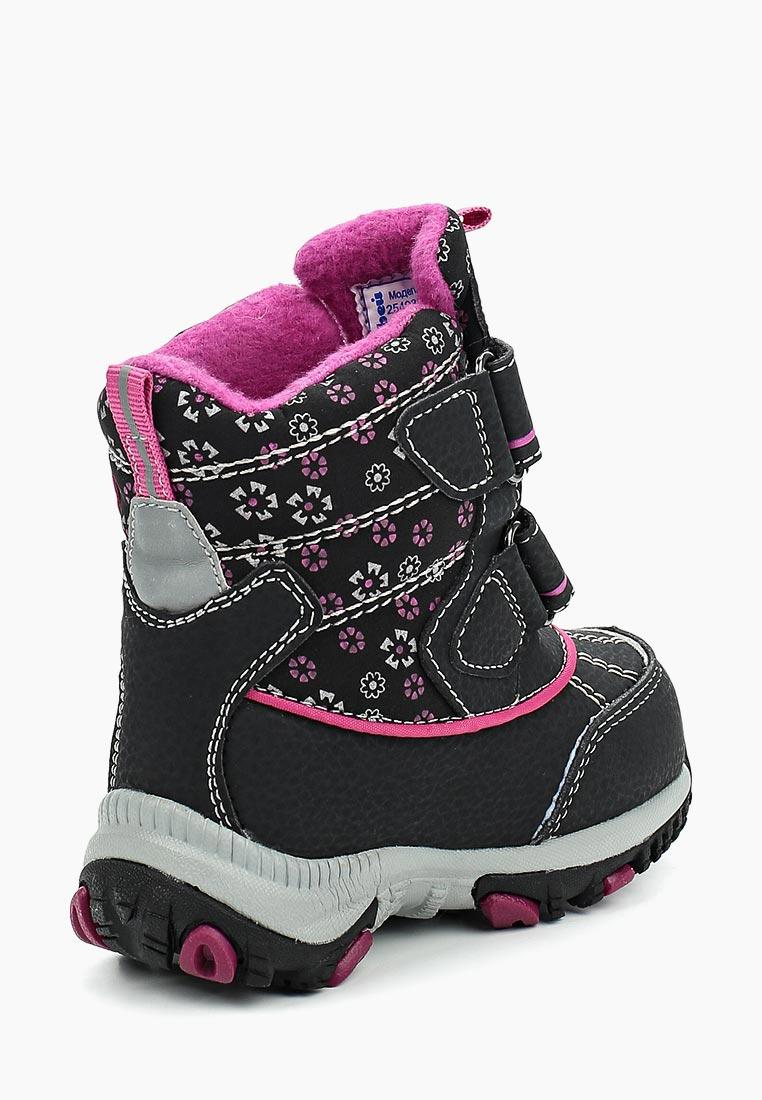 Ботинки для девочек Котофей 254934-42: изображение 2