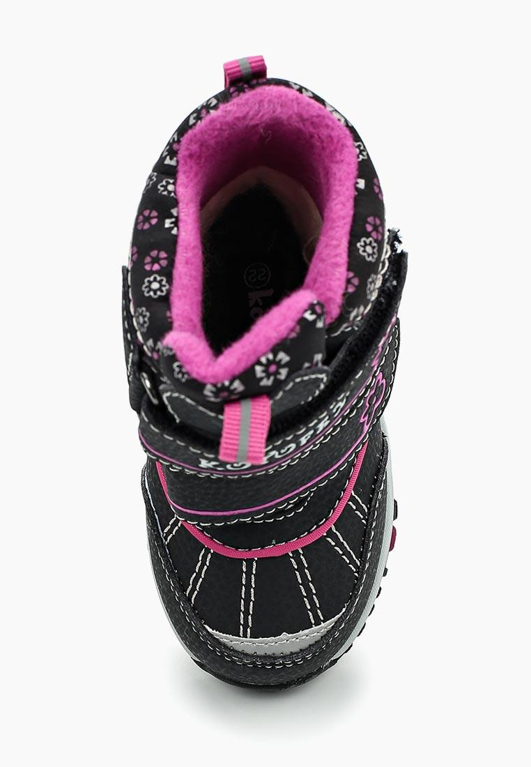 Ботинки для девочек Котофей 254934-42: изображение 4