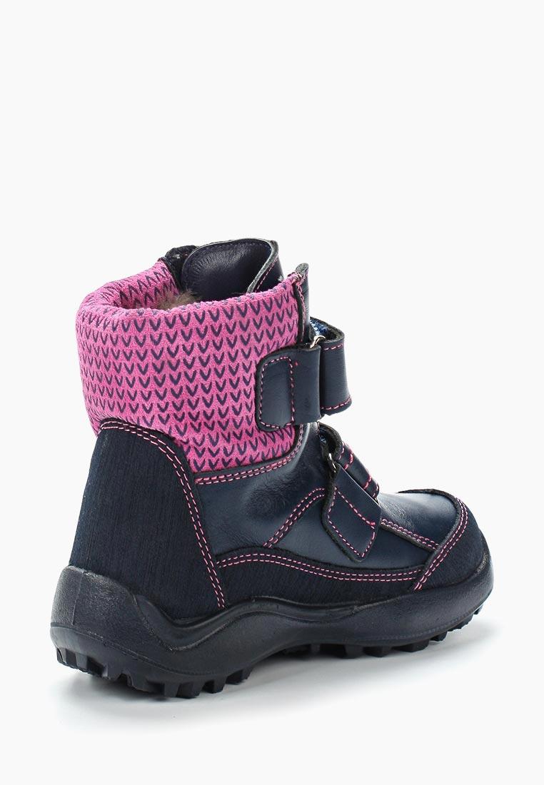 Ботинки для девочек Котофей 452089-53: изображение 2
