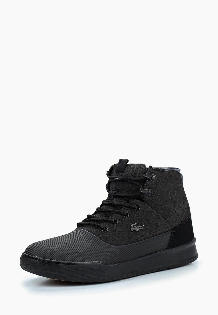 Мужские ботинки Lacoste (Лакост) 736CAM0033237