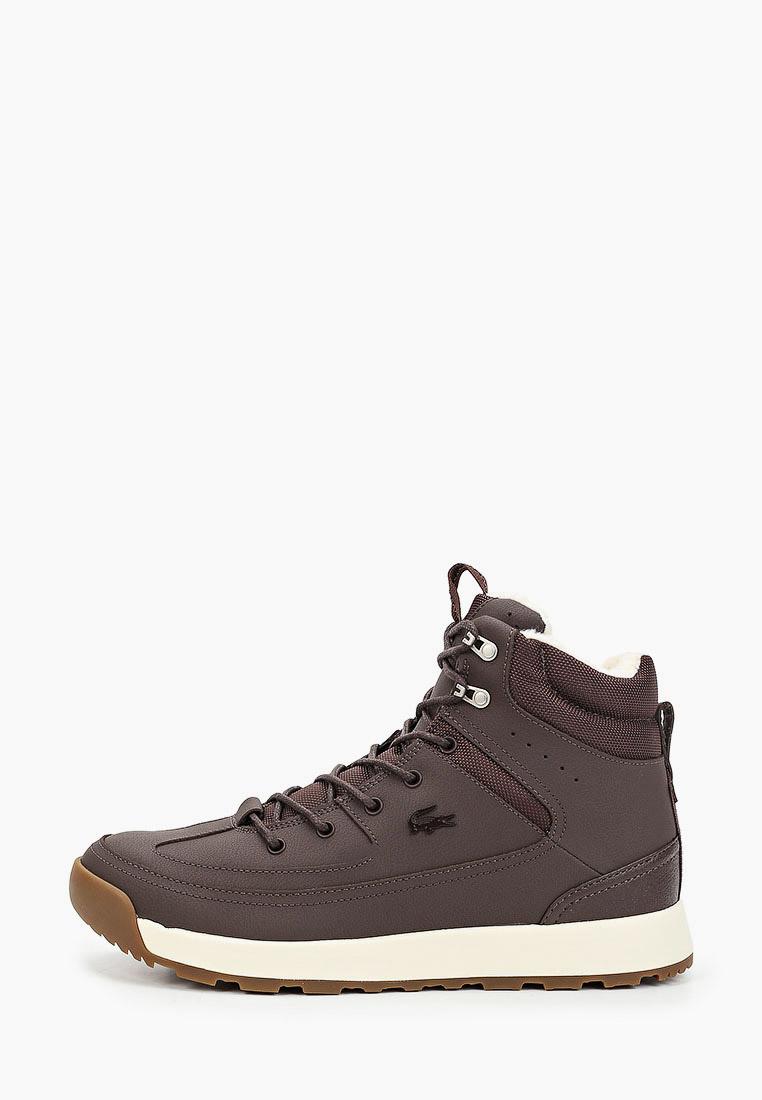 Мужские ботинки Lacoste (Лакост) 738CMA0060