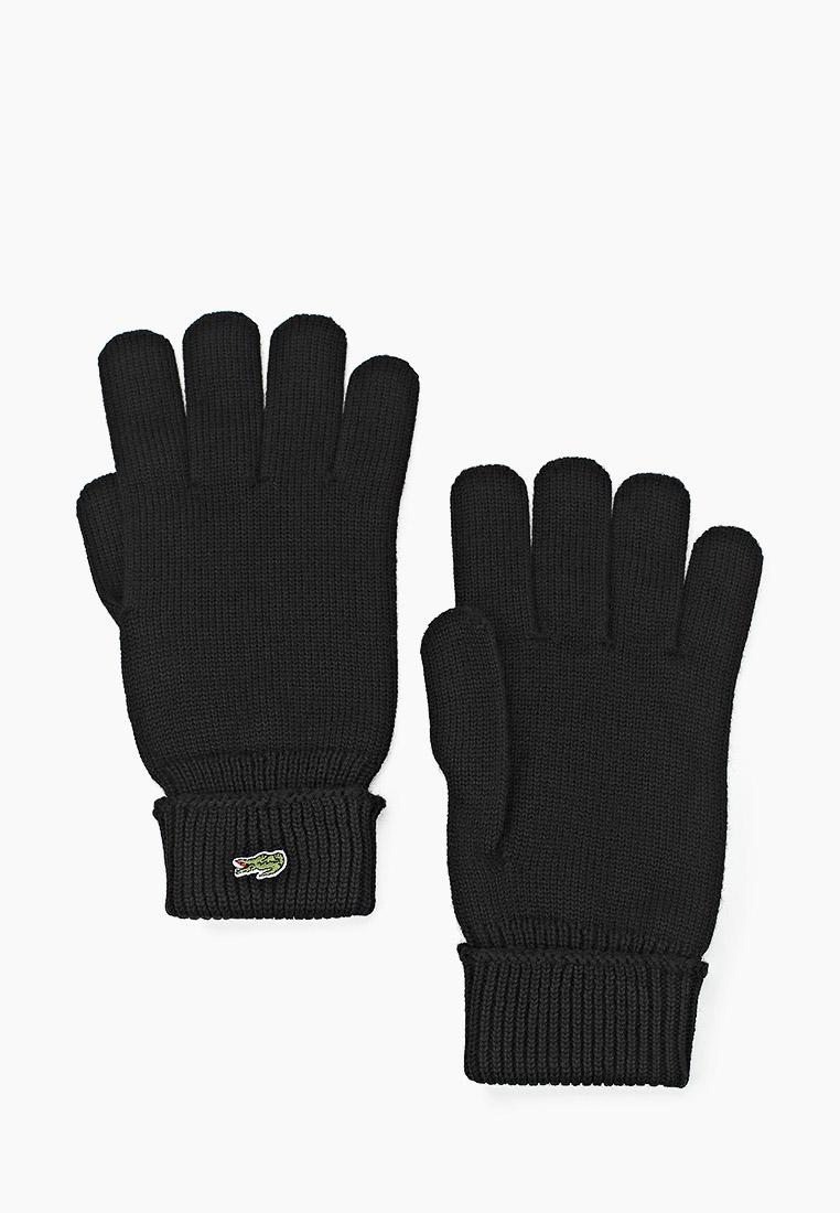 Мужские перчатки Lacoste (Лакост) RV4214
