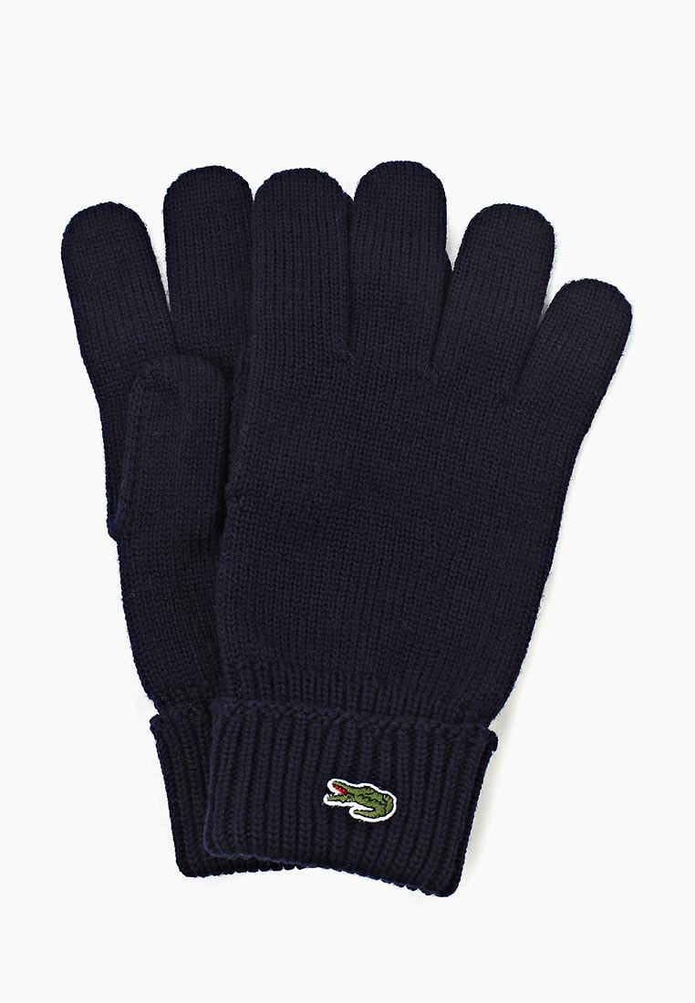 Женские перчатки Lacoste (Лакост) RV4214166TM
