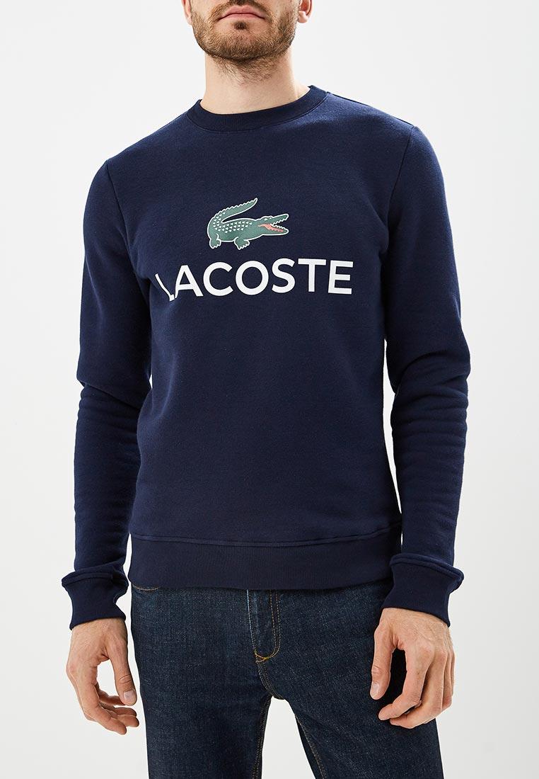 Мужские свитшоты Lacoste (Лакост) SH0605166