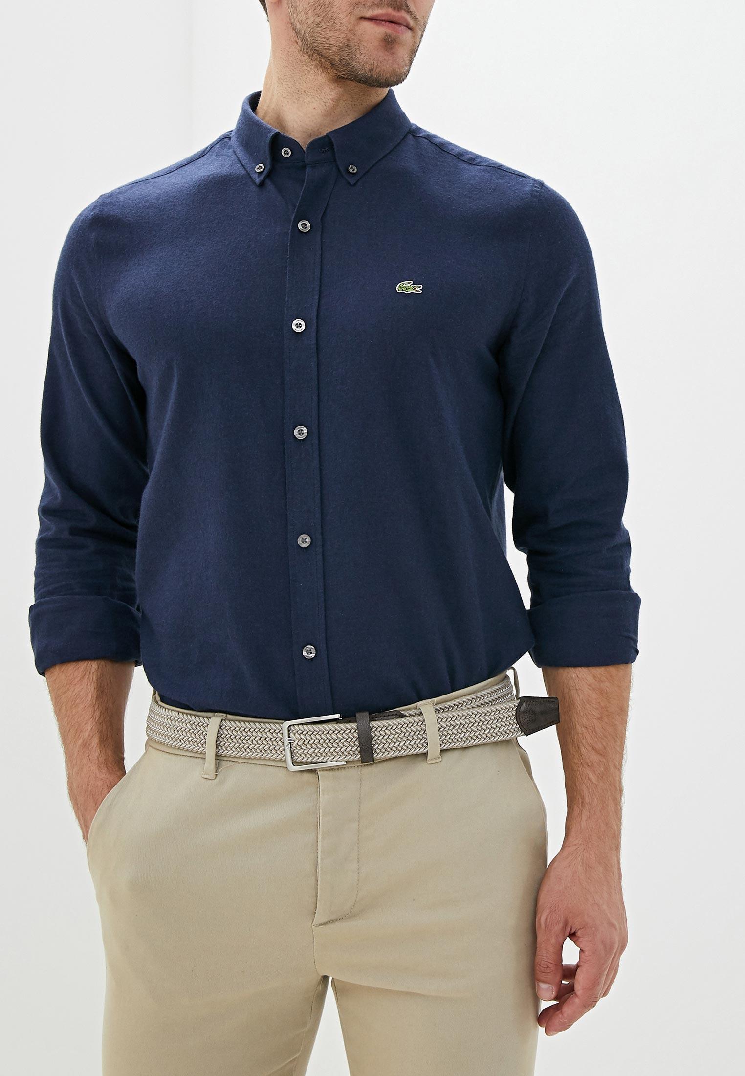 Рубашка с длинным рукавом Lacoste (Лакост) CH2040