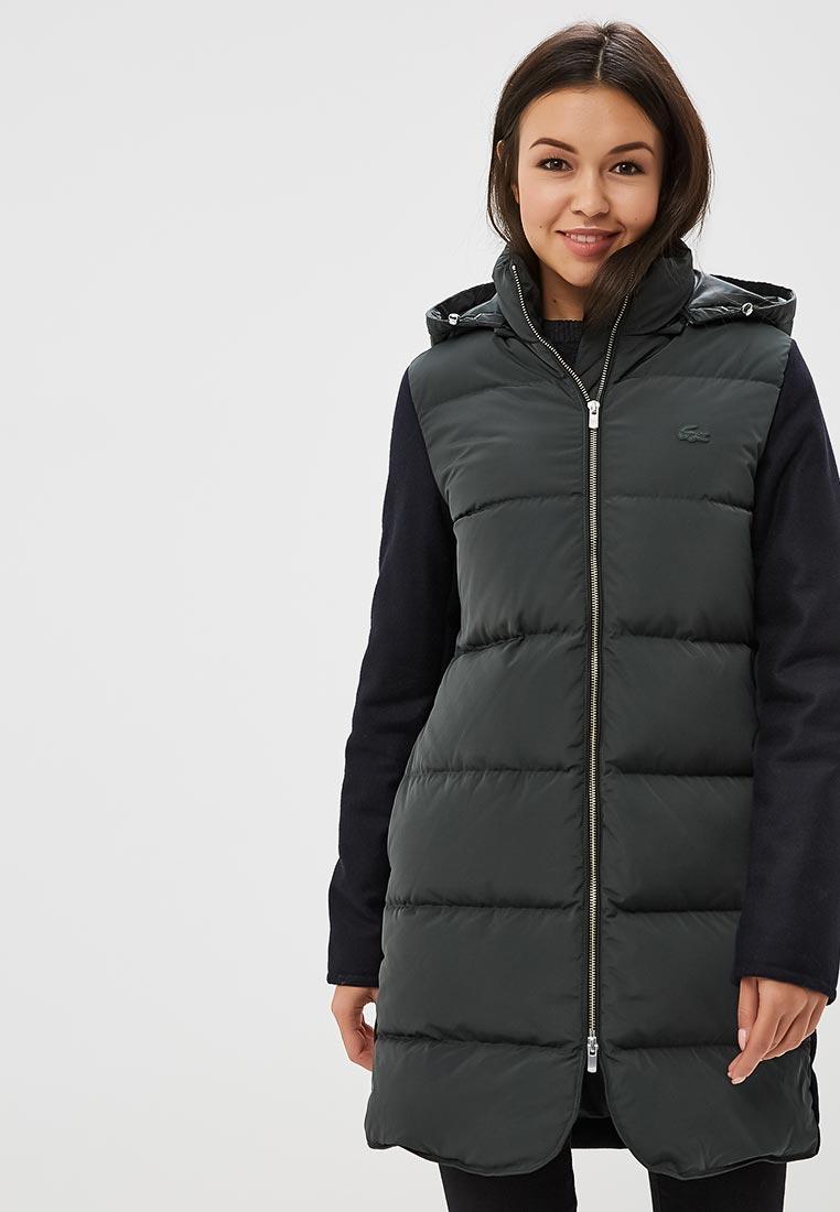 Утепленная куртка Lacoste (Лакост) BF172626Y