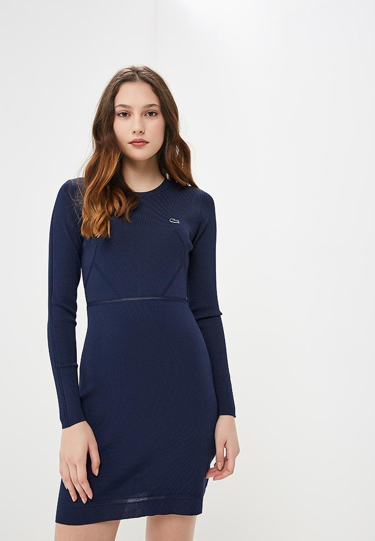 Вязаное платье Lacoste (Лакост) EF190303L