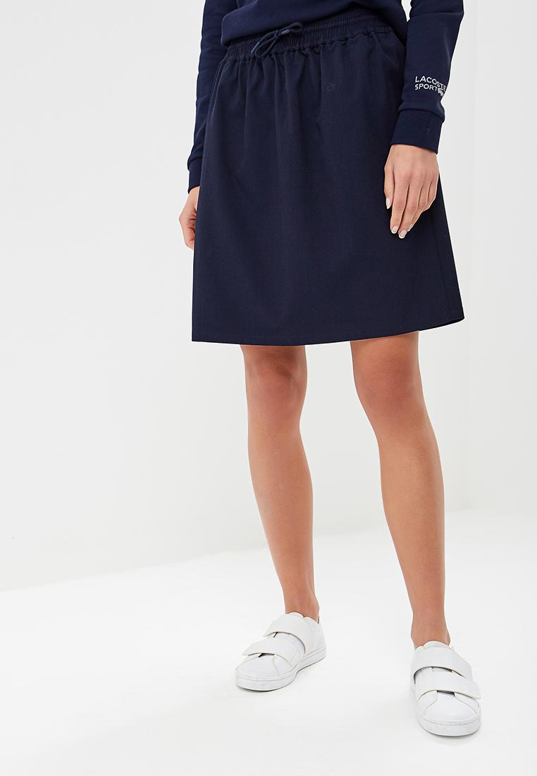 Широкая юбка Lacoste (Лакост) JF8941NU8