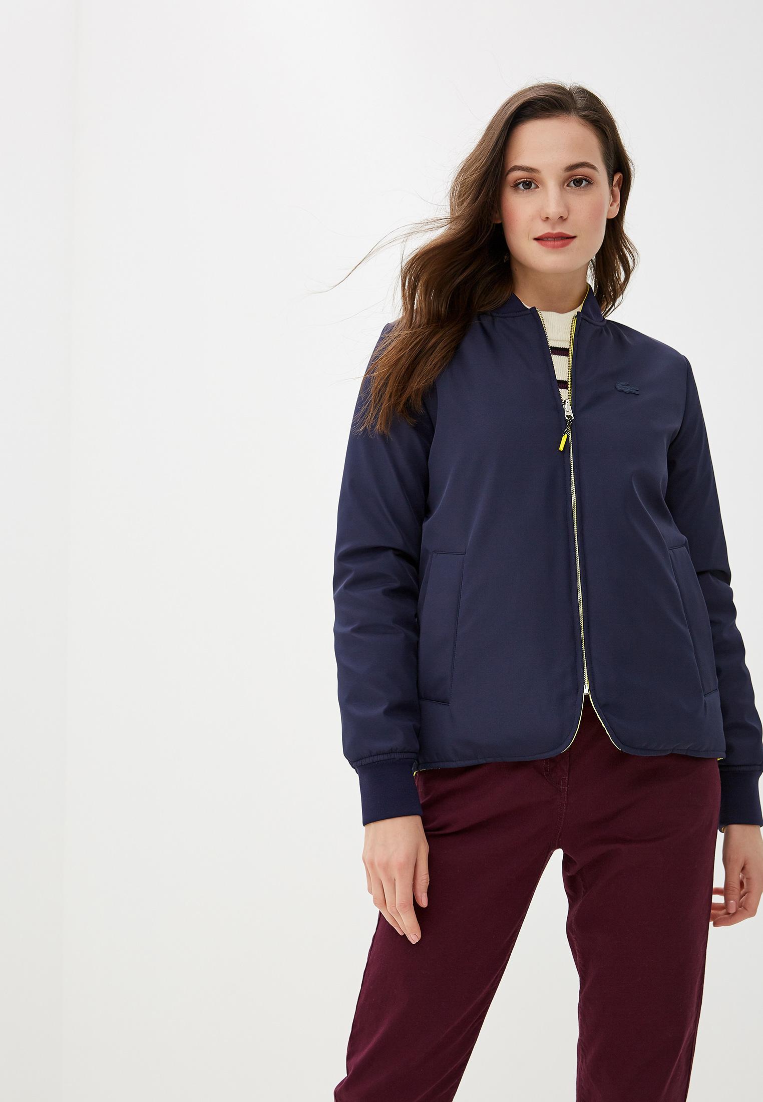 Утепленная куртка Lacoste (Лакост) BF8346