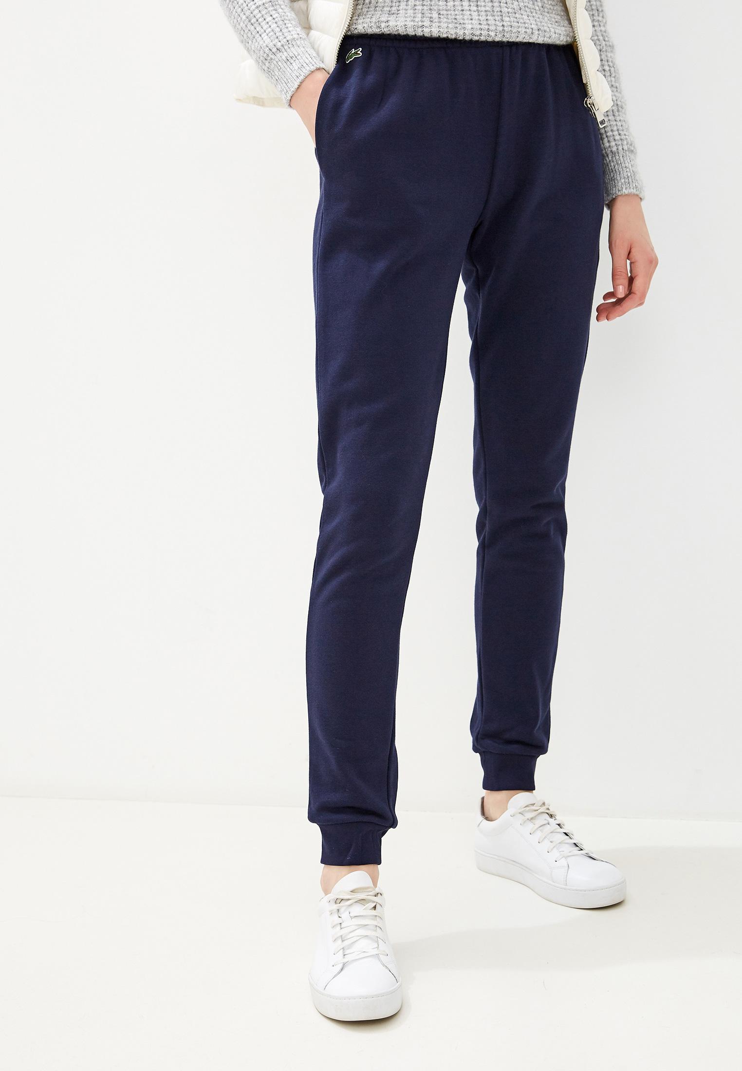 Женские спортивные брюки Lacoste (Лакост) XF3168