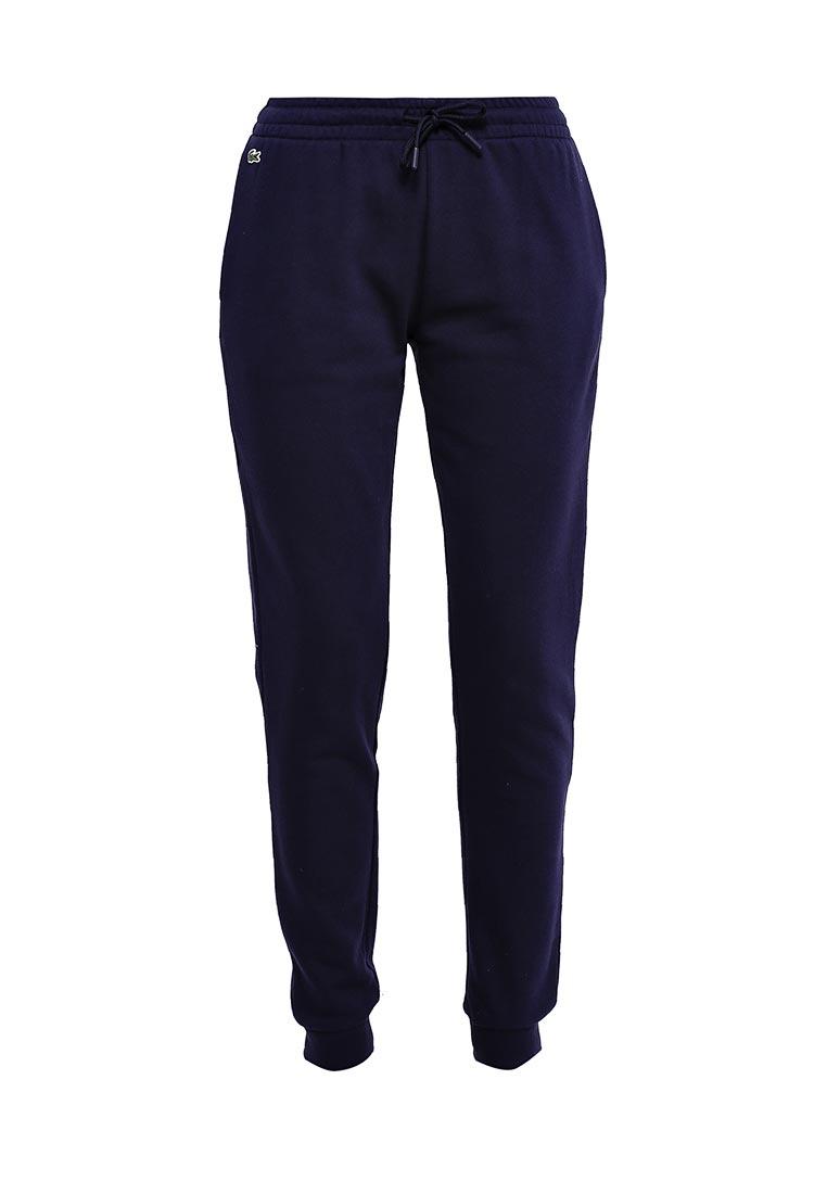 Женские спортивные брюки Lacoste (Лакост) XF3168166