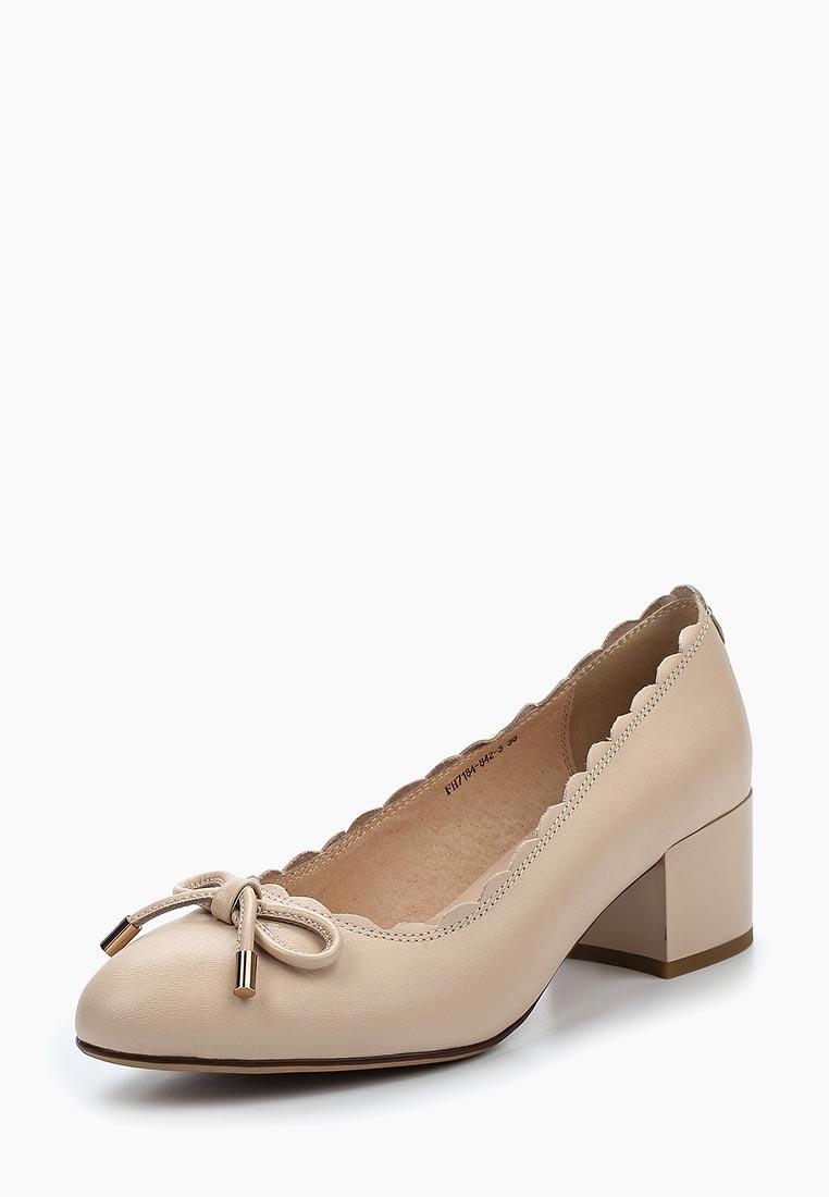 Женские туфли La Grandezza FH7184-842-3