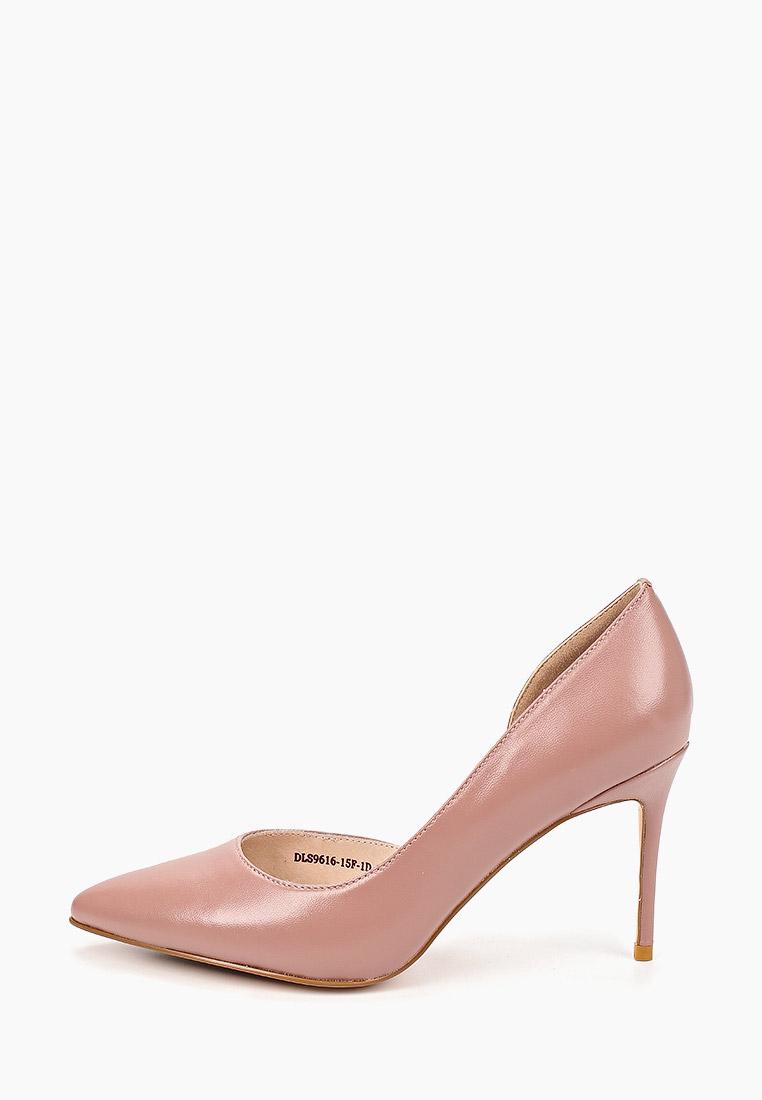Женские туфли La Grandezza DLS9616-15F-1D