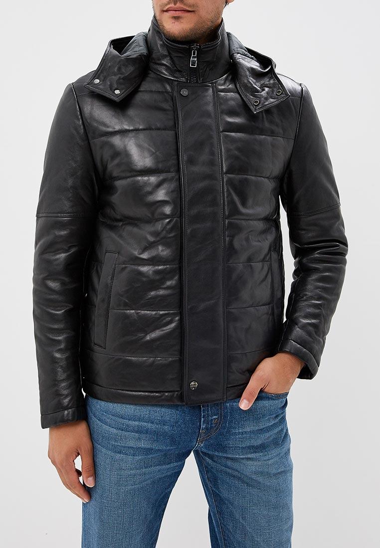 Кожаная куртка Lab. Pal Zileri np6pf633-48802