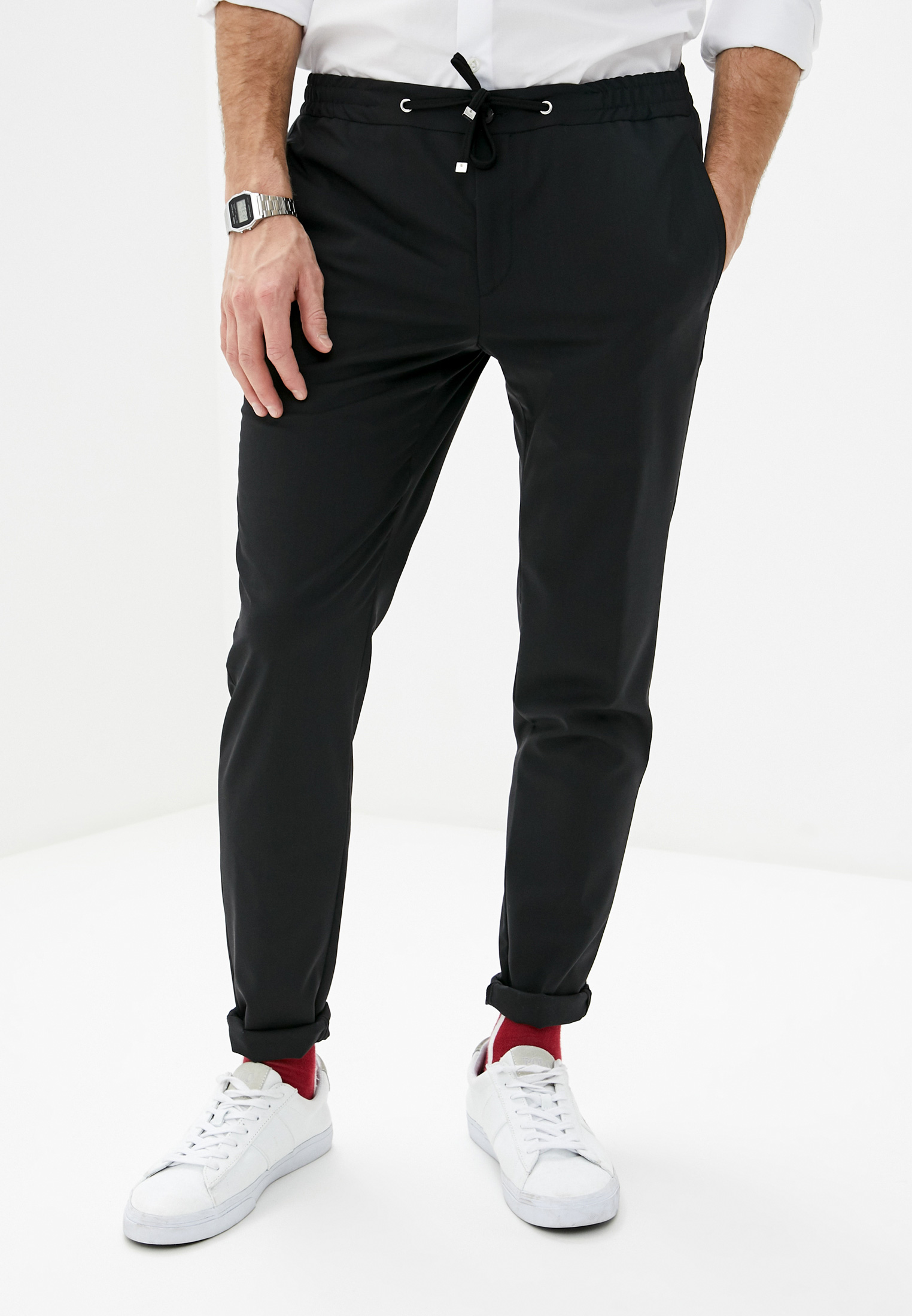 Мужские повседневные брюки Lab. Pal Zileri qp130--8