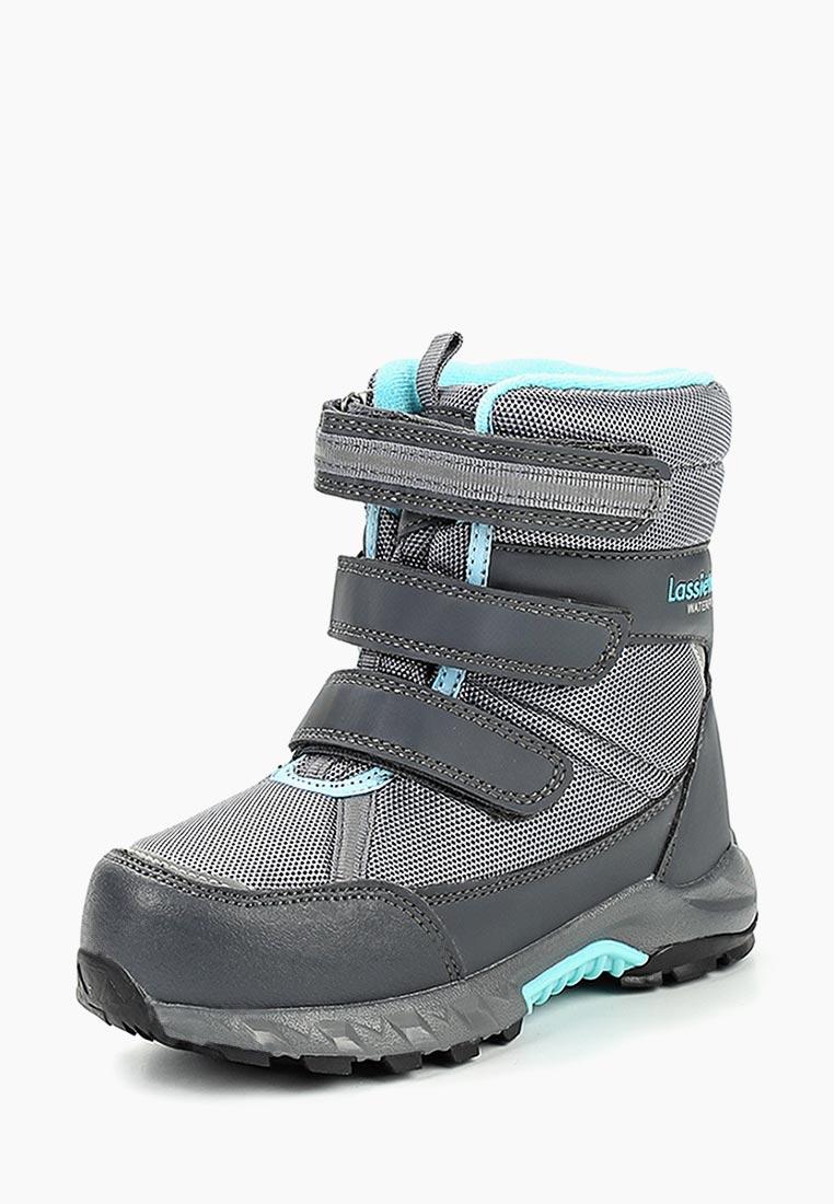Ботинки для мальчиков Lassie 769110-9740