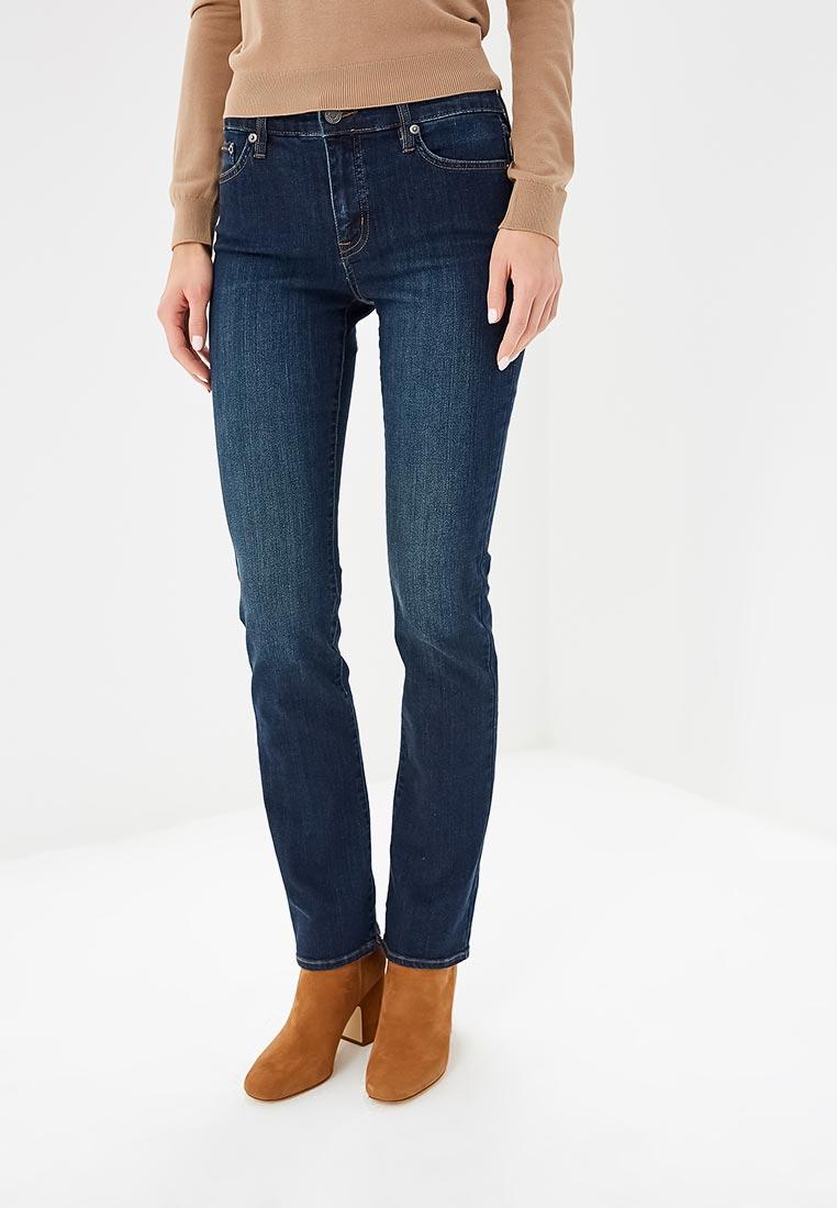 Зауженные джинсы Lauren Ralph Lauren 200700672003