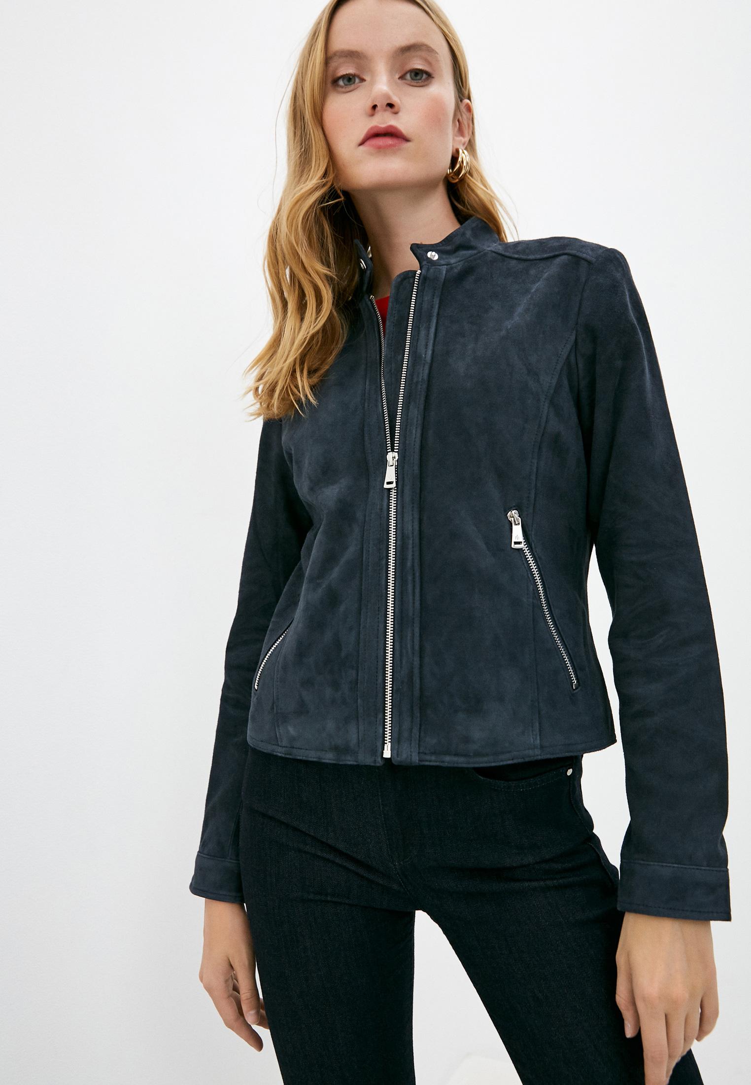 Кожаная куртка Lauren Ralph Lauren 297811060002