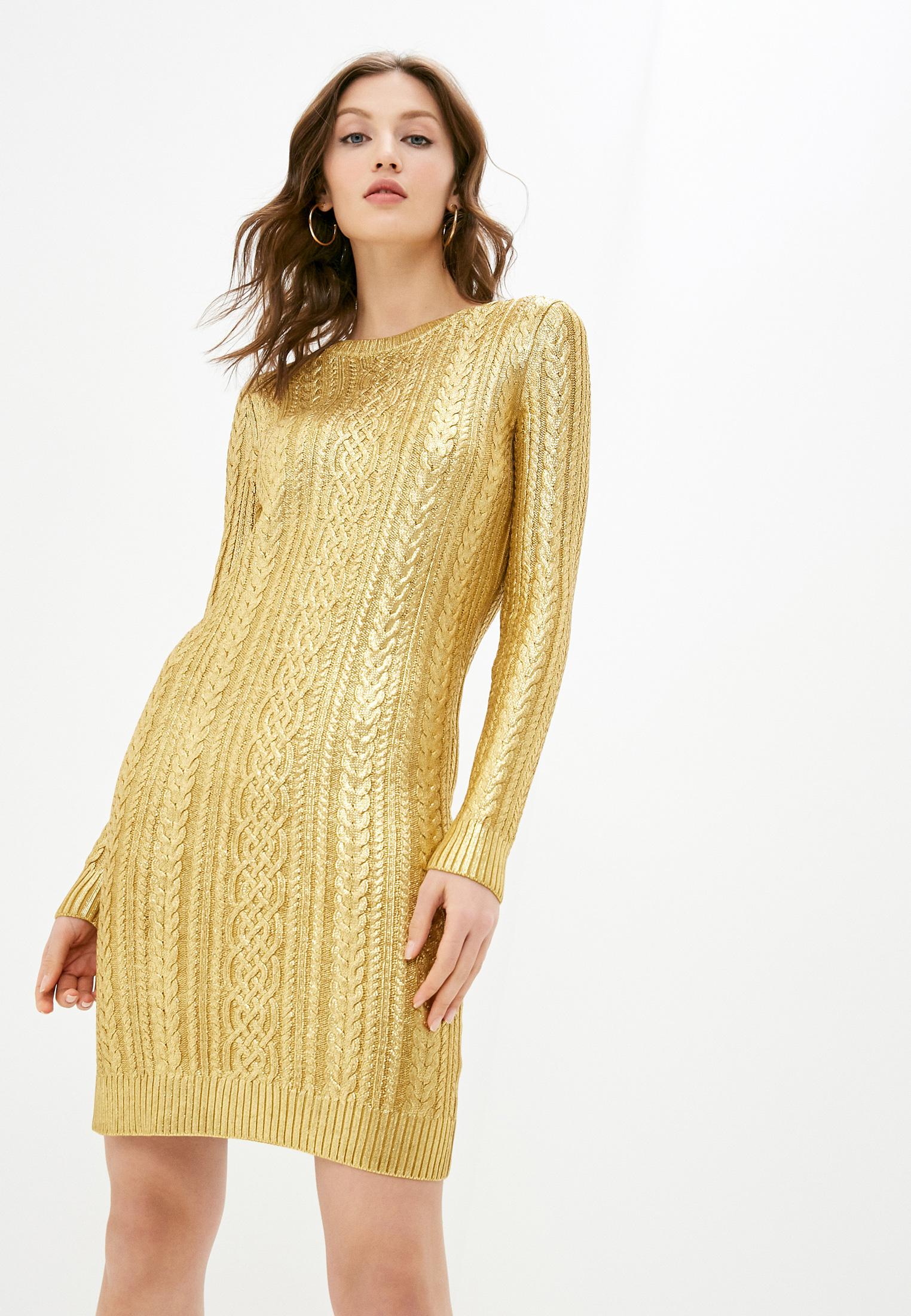 Вязаное платье Lauren Ralph Lauren 200817558002
