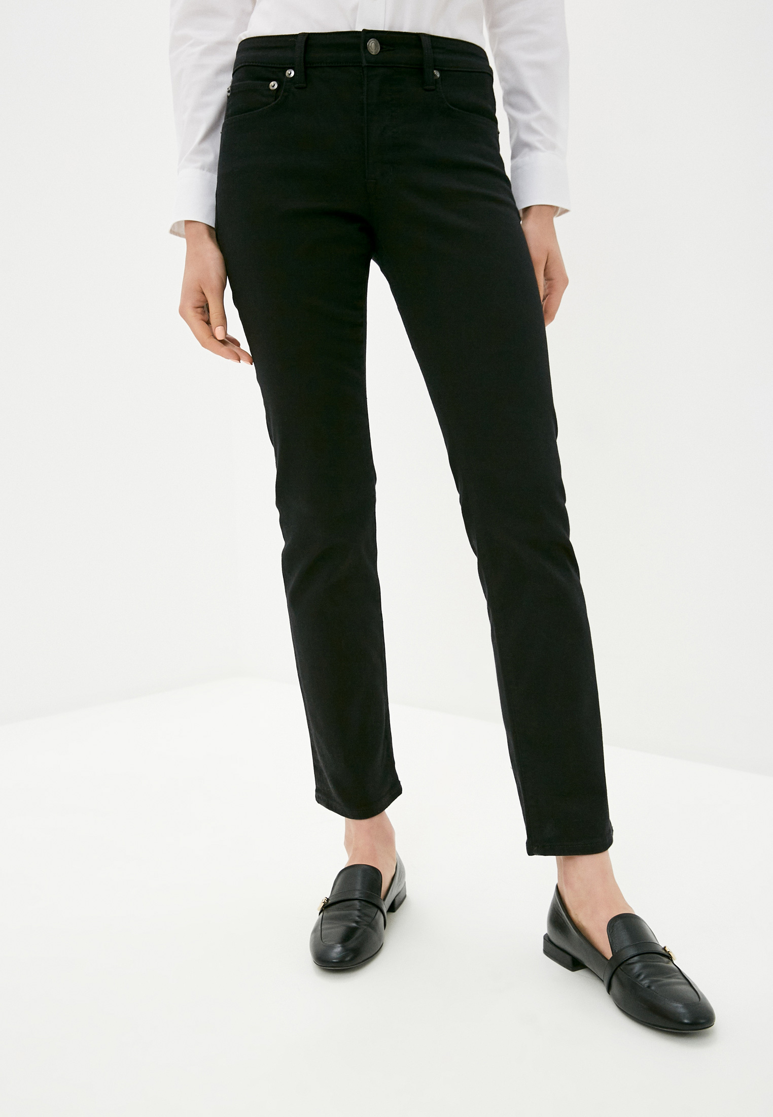 Зауженные джинсы Lauren Ralph Lauren 209603210001