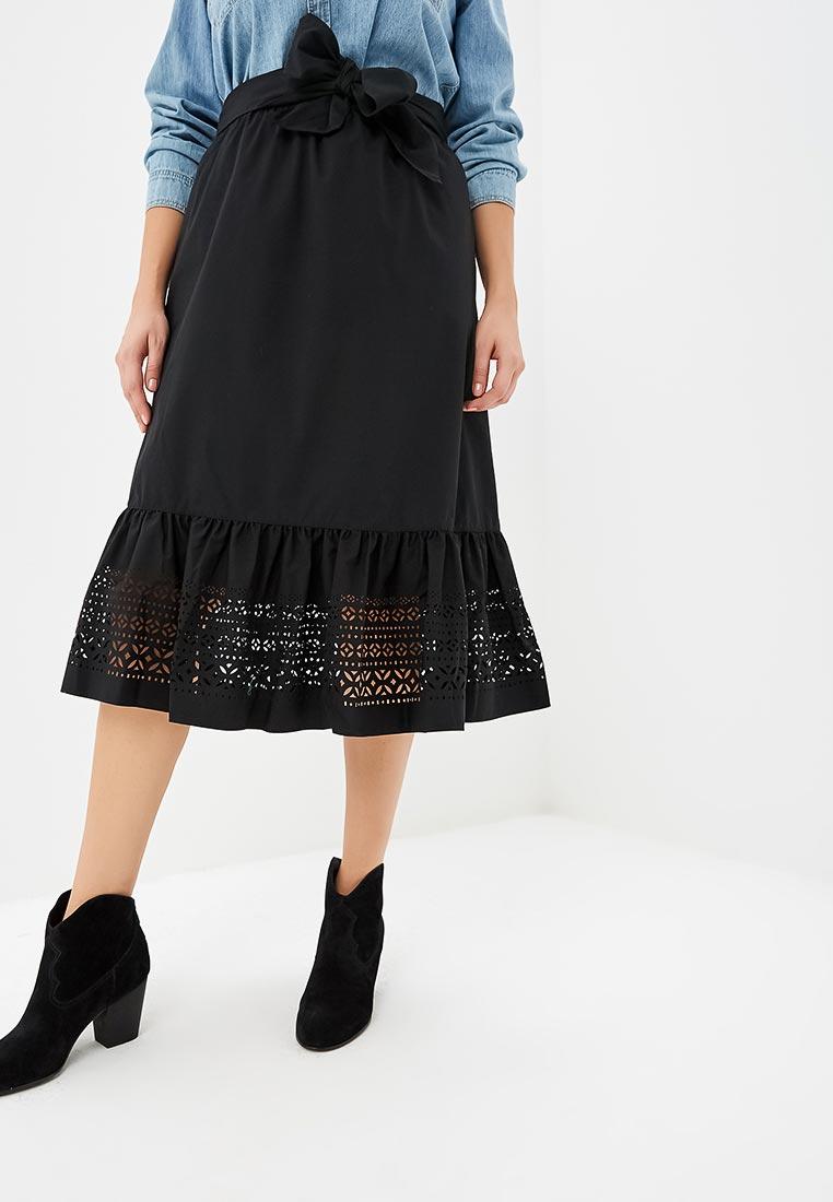 Широкая юбка Lauren Ralph Lauren Woman 202700767001