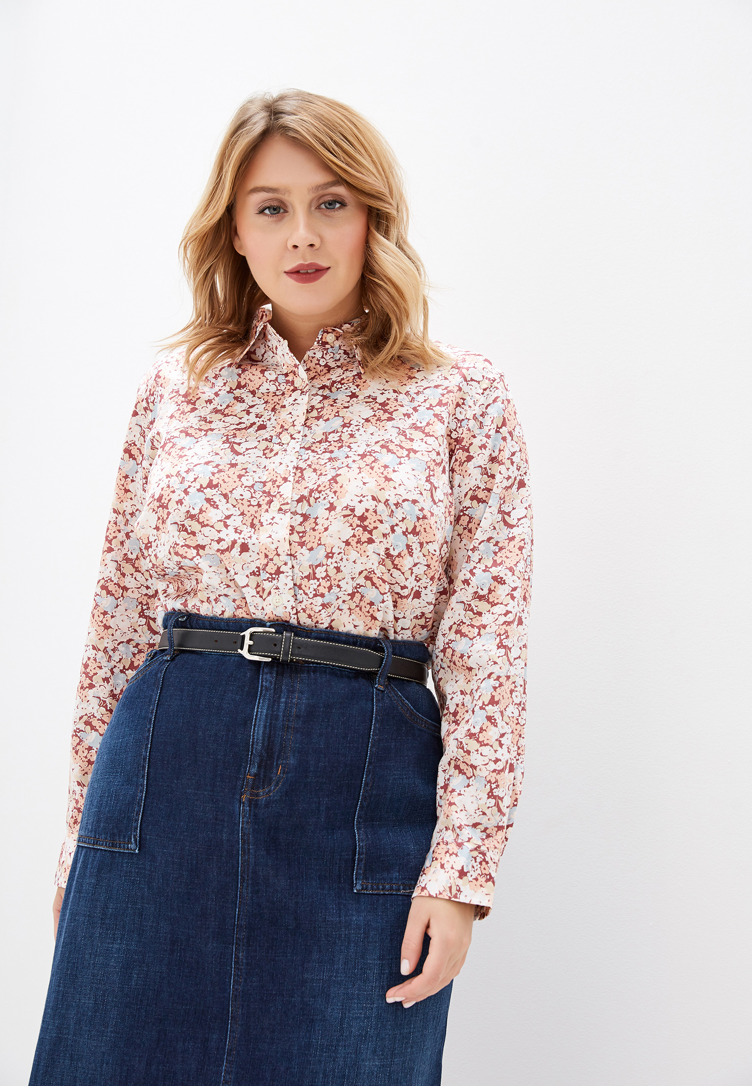 Женские рубашки с длинным рукавом Lauren Ralph Lauren Woman 202772701001
