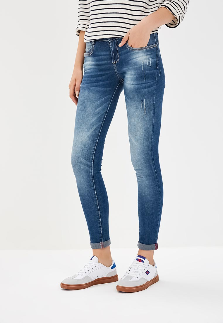 Зауженные джинсы Lança Perfume 501CF001132
