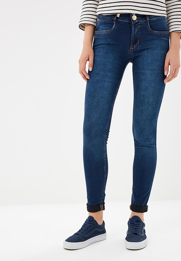 Зауженные джинсы Lança Perfume 501CF001141