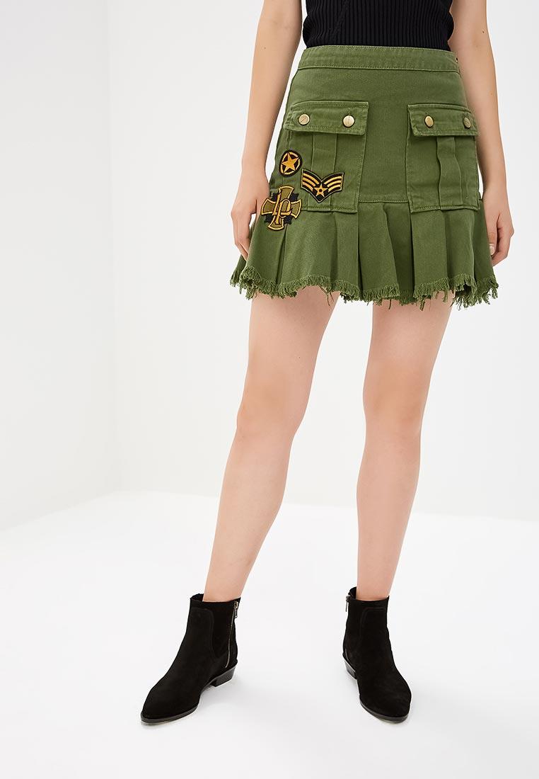 Широкая юбка Lança Perfume 501SA000286