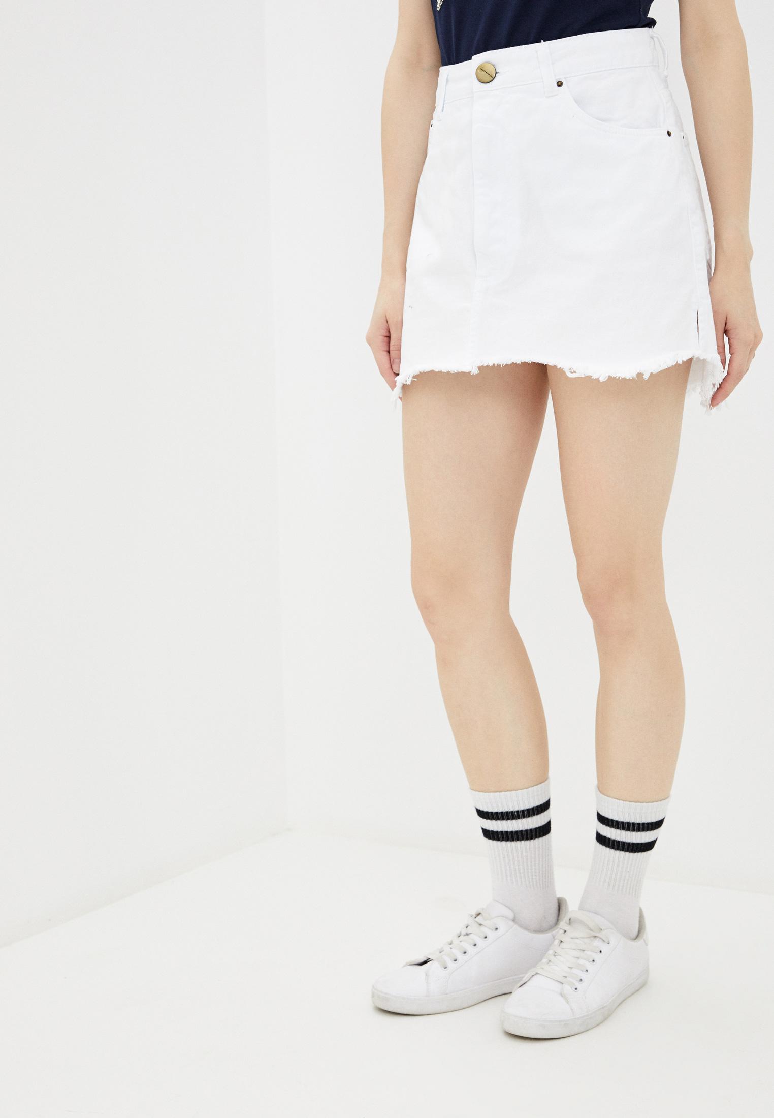 Джинсовая юбка Lança Perfume 501SA000524
